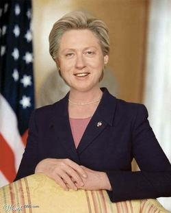 Hillary/Bill Clinton - one in the same!
