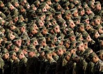 Soldiers praying is not a crime! Why does the ACLU think it's okay to stomp on the civil liberties of the majority to appease the minority?
